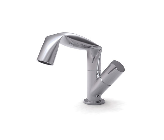 Fold tap by Ceramica Flaminia | Wash-basin taps