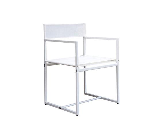 Director by Calma | Garden chairs