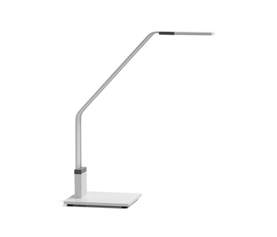 1+1 LED Tischleuchte von Steelcase | Arbeitsplatzleuchten