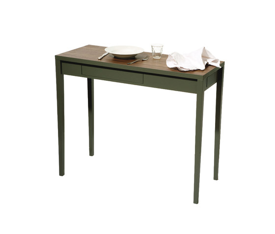 Patches table by Judith Seng | Dining tables