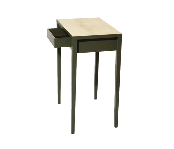 Patches table by Judith Seng | Console tables
