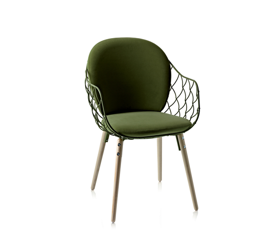 Piña Chair by Magis | Visitors chairs / Side chairs