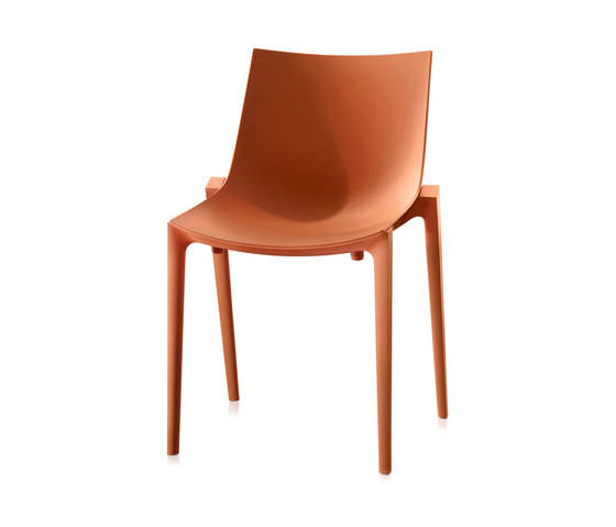 Zartan basic by Magis | Visitors chairs / Side chairs
