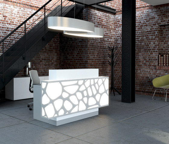Organic by MDD | Reception desks