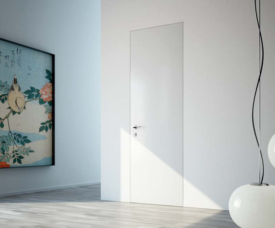 SYNTESIS LINE BATTENTE by Eclisse | Internal doors