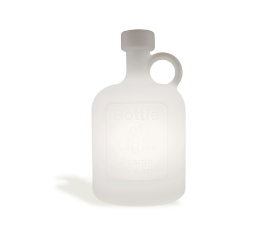 Bottle of Light Table lamp di Studio Eero Aarnio | Illuminazione generale