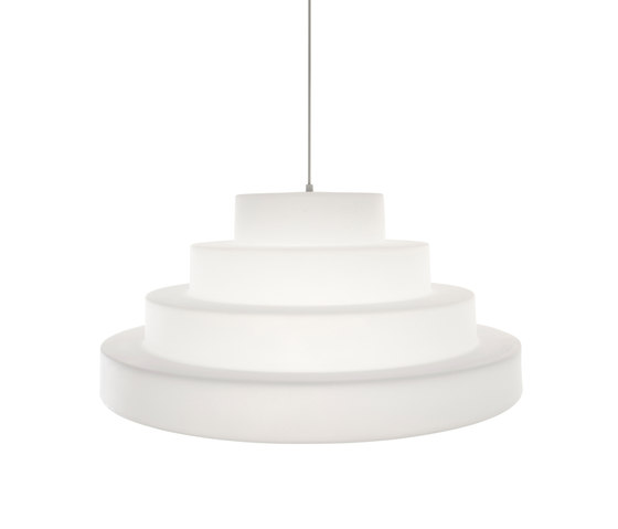Cake Pendant lamp by Studio Eero Aarnio | General lighting