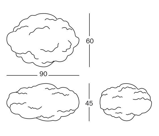 Clouds di Magis | Objects