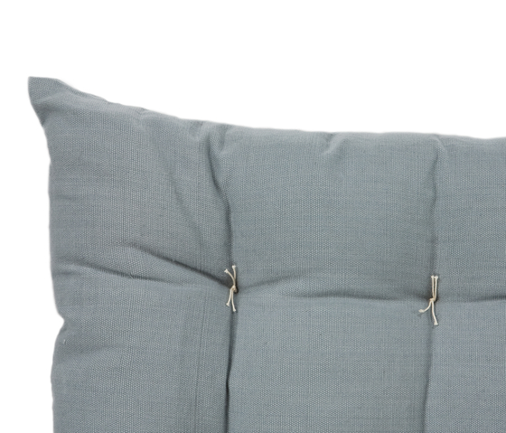 Cham Beach Mattress blue grey de Chiccham