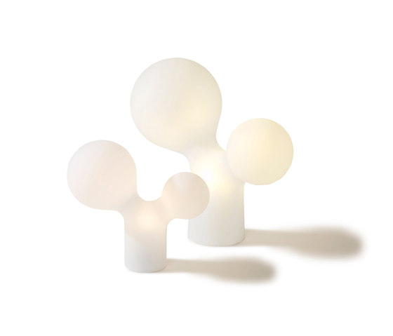 Double Bubble Table lamp di Studio Eero Aarnio | Illuminazione generale