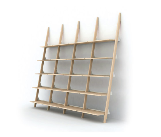 Tom & Jerry Shelving System von Magis | Regale