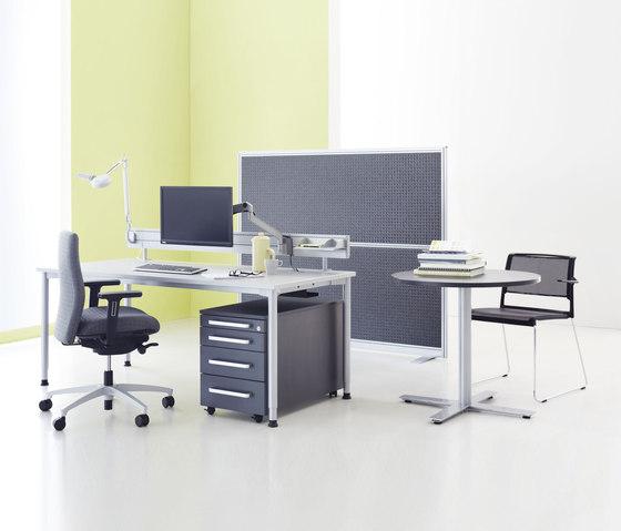 Reihe Z Schreibtisch von ophelis | Einzeltische