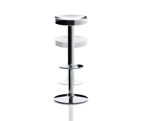Sweet Stainless Steel Stool de Magis | Tabourets de bar