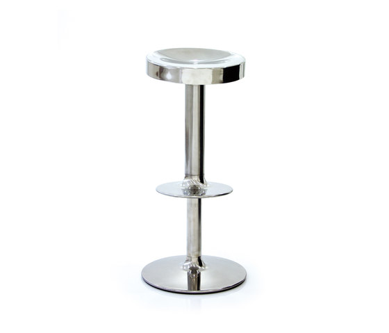 Sweet Stainless Steel Stool de Magis | Taburetes de bar