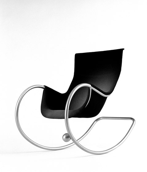 Keinu Rocking chair de Studio Eero Aarnio | Sillones
