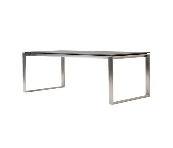 Edge Table de Cane-line | Tables à manger de jardin