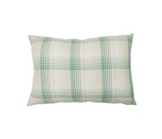Husarik Cushion green by Chiccham | Cushions