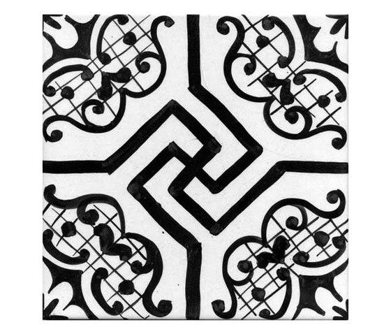 Bianco e Nero von La Riggiola | Bodenfliesen