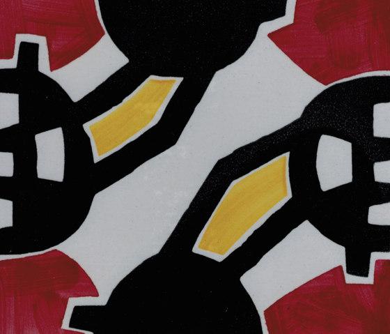 Abbracci di La Riggiola | Piastrelle/mattonelle per pavimenti