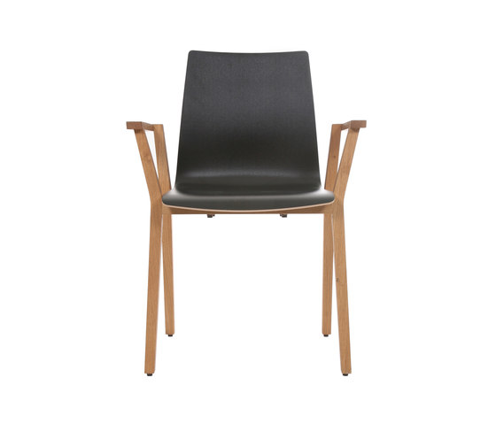 Alec by KFF | Visitors chairs / Side chairs