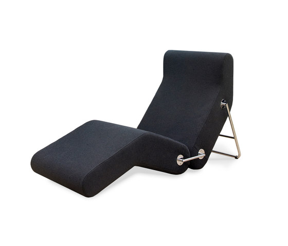 Workstation Liegesessel von Studio Eero Aarnio | Chaise Longues
