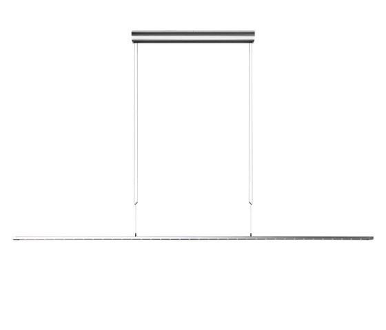 Lisgo Straight Max - Pendant Luminaire by OLIGO | General lighting