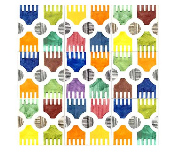 Pettine by La Riggiola | Floor tiles