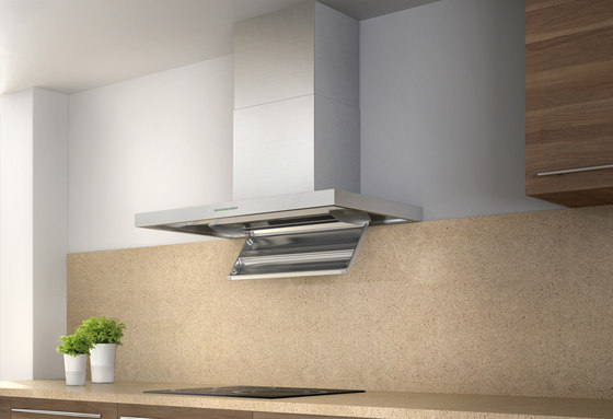 Wall-mounted hood BWH ST by Berbel | Extractors