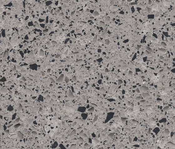 Silestone Chrome by Cosentino | Mineral composite panels