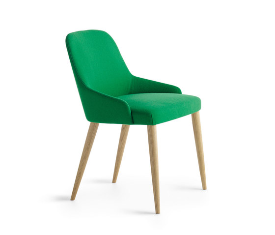 Axel R/4L by Crassevig | Visitors chairs / Side chairs