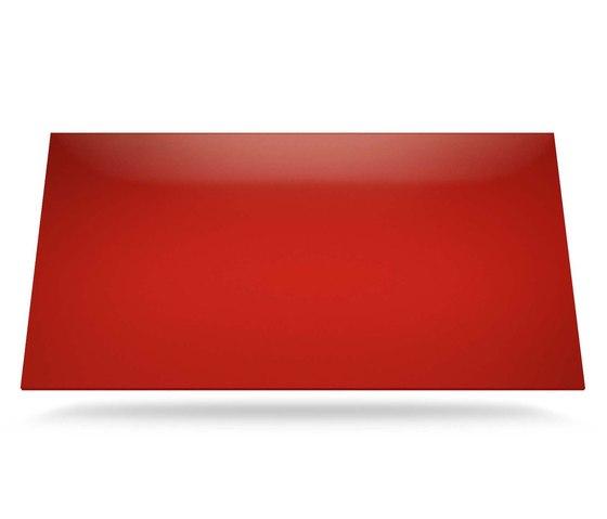 Silestone Rosso Monza by Cosentino | Mineral composite panels