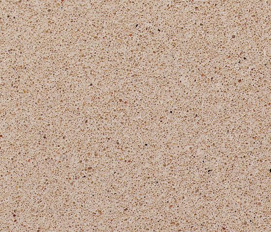 Silestone Crema Minerva by Cosentino | Mineral composite panels