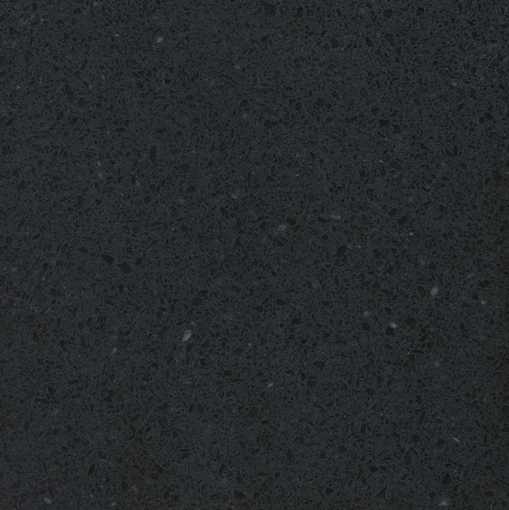 Silestone Negro Anubis by Cosentino | Mineral composite panels