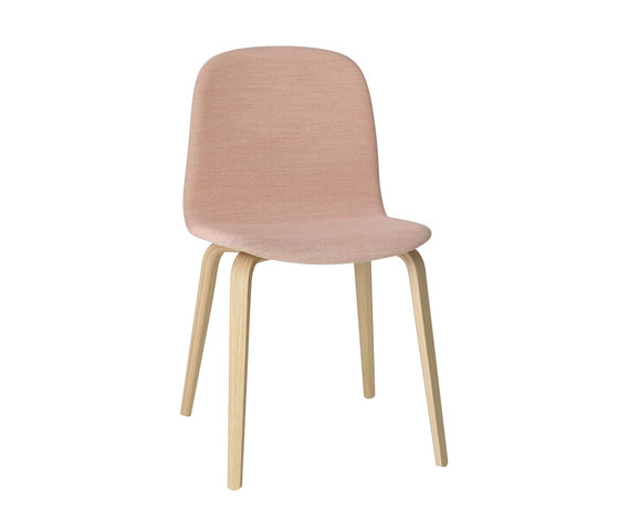 Visu Chair | wood base upholstered by Muuto | Chairs