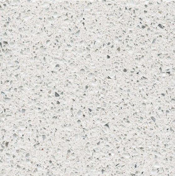 Silestone Stellar Snow / Blanco Stellar by Cosentino | Mineral composite panels