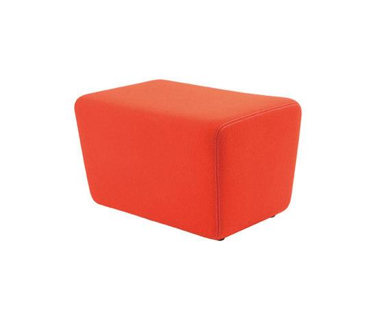 Soft pouf by KFF | Poufs