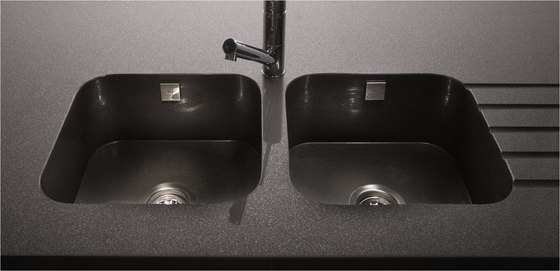 Silestone Integrity Sinks Model Due by Cosentino | Kitchen sinks