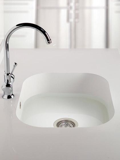 Silestone Integrity Sinks Model One by Cosentino | Kitchen sinks