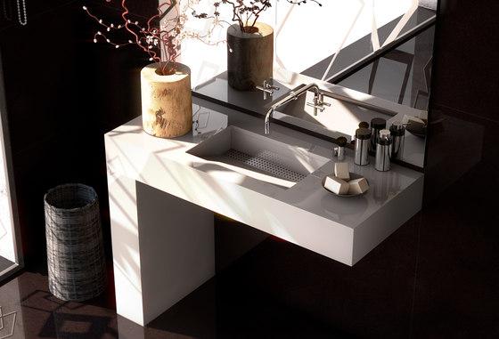 Silestone Bath Collection Equilibrium de Cosentino | Lavabos