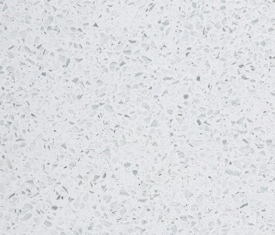 Eco White Diamond di Cosentino | Vetro riciclato