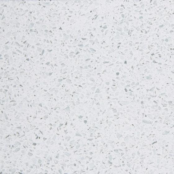 Eco White Diamond de Cosentino | Recycled glass