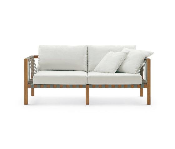 MISTRAL 102 by Roda | Garden sofas