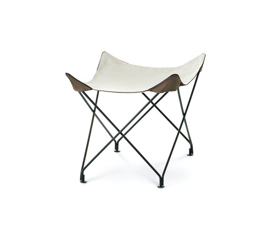 LAWRENCE 391 stool by Roda | Garden stools