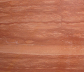 Scalea Cuarcita Rojo Baron di Cosentino | Lastre in materiale minerale
