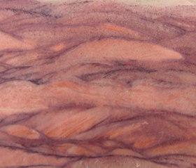 Scalea Cuarcita Rojo Colinas by Cosentino | Mineral composite panels