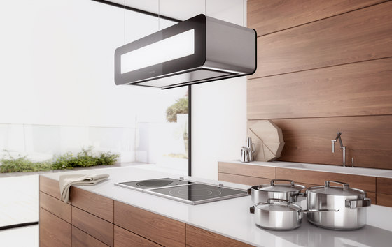 Ceiling-lift hood Skyline by Berbel | Extractors