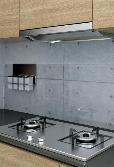 Built-in hood BEH FL di Berbel | Cappe aspiranti