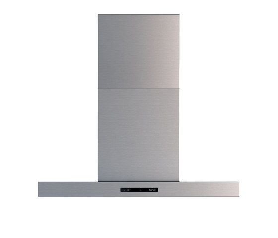 Wall-mounted hood BWH BL by Berbel | Extractors