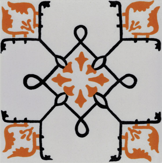 LR 20 Arancione de La Riggiola | Baldosas de cerámica