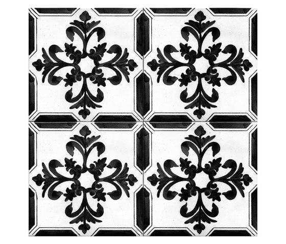 Bianco e Nero de La Riggiola | Baldosas de suelo